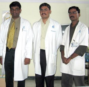 Birmingham Hip Resurfacing Surgery Team